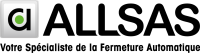 ALLSAS - PORTE AUTOMATIQUE - BORDEAUX