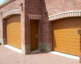 Porte de garage habitat